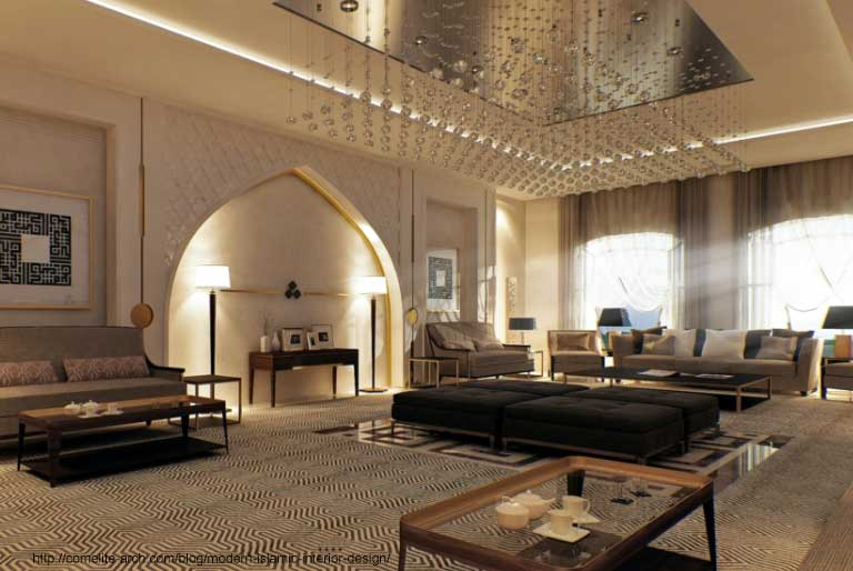Eastern interior design and architecture jo chrobak for Modern islamic building design