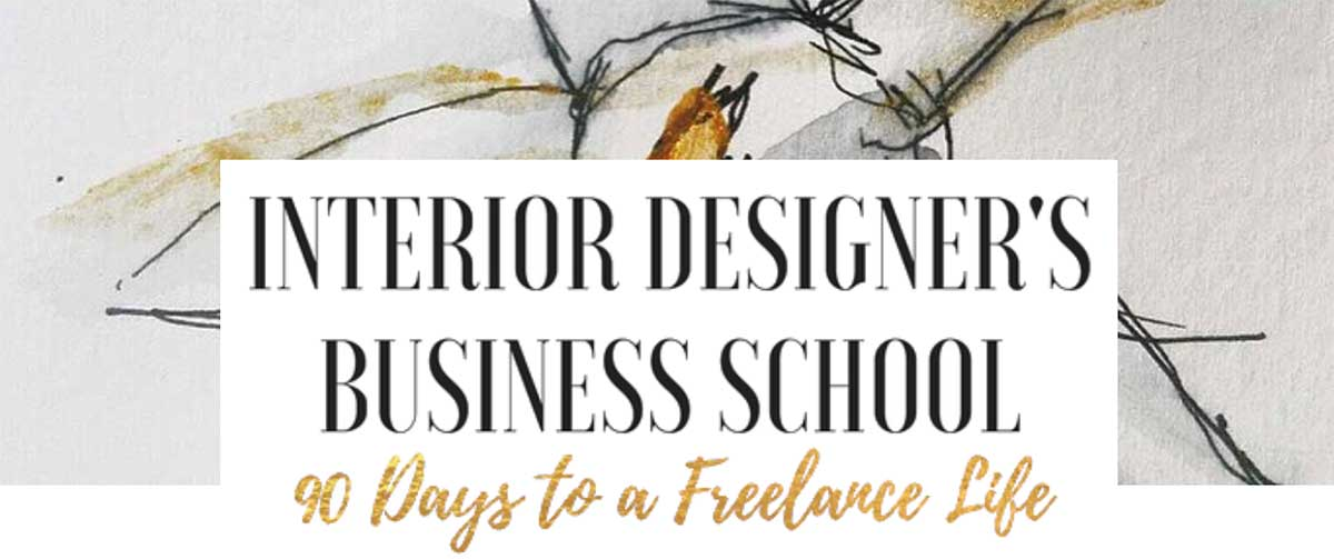 Fast Track Your Career And Learn Everything You Need To Start Your Interior  Design Business