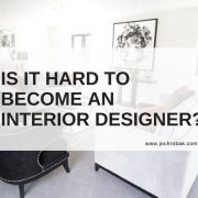 Can I Become An Interior Designer In 3 Months Jo Chrobak Architectural Interior Design Studio