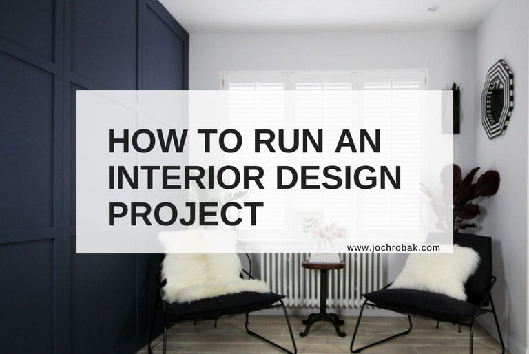 How To Run An Interior Design Project Architectural Interior Design Studio